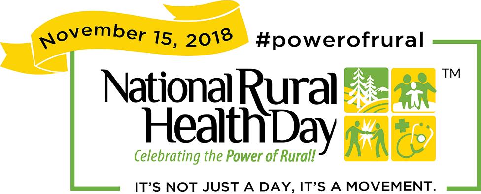 National Rural Health Dat Banner