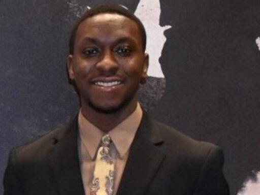 Student Pharmacist Ikenna Okafor