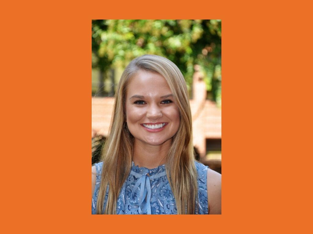 Student Pharmacist Katherine Adams