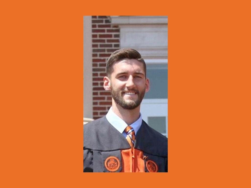 Student Pharmacist Marcus Mize