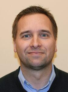 Headshot of Dr. John Inscore Essick Jr. ('03), associate professor of church history at Baptist Seminary of Kentucky.