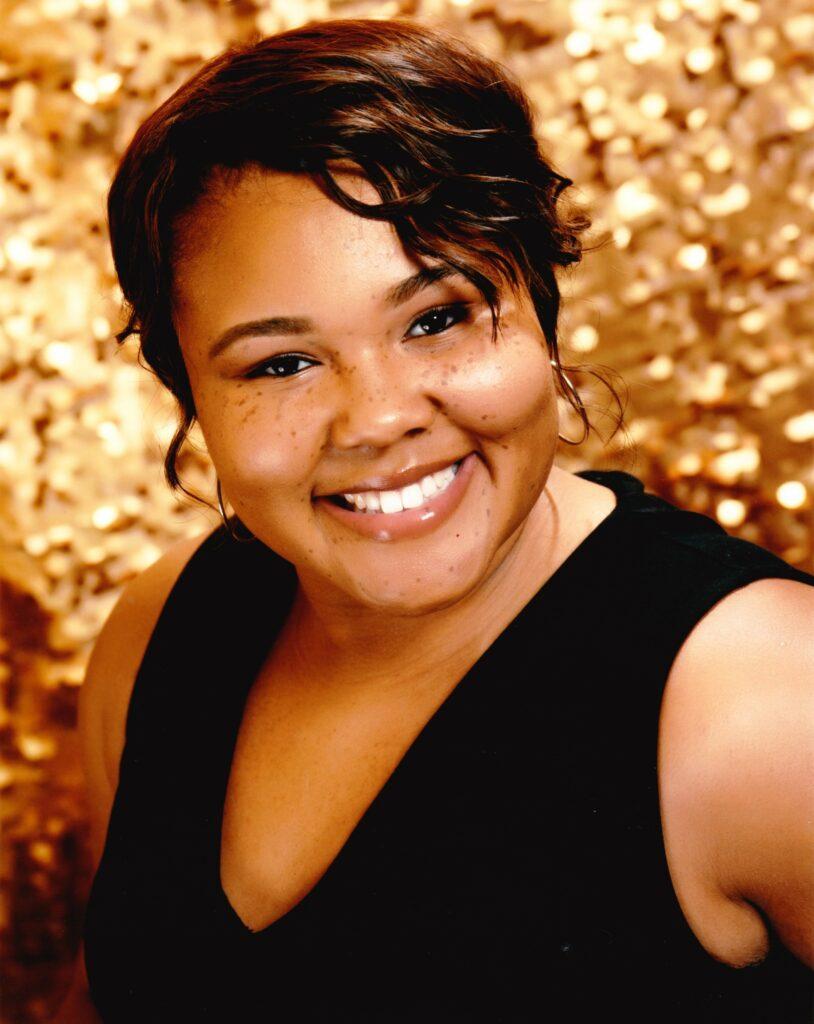 Headshot of Ashley Elliott