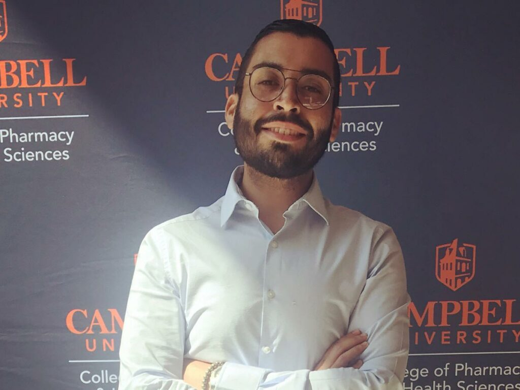 Student Pharmacist Angel Aviles Ortiz
