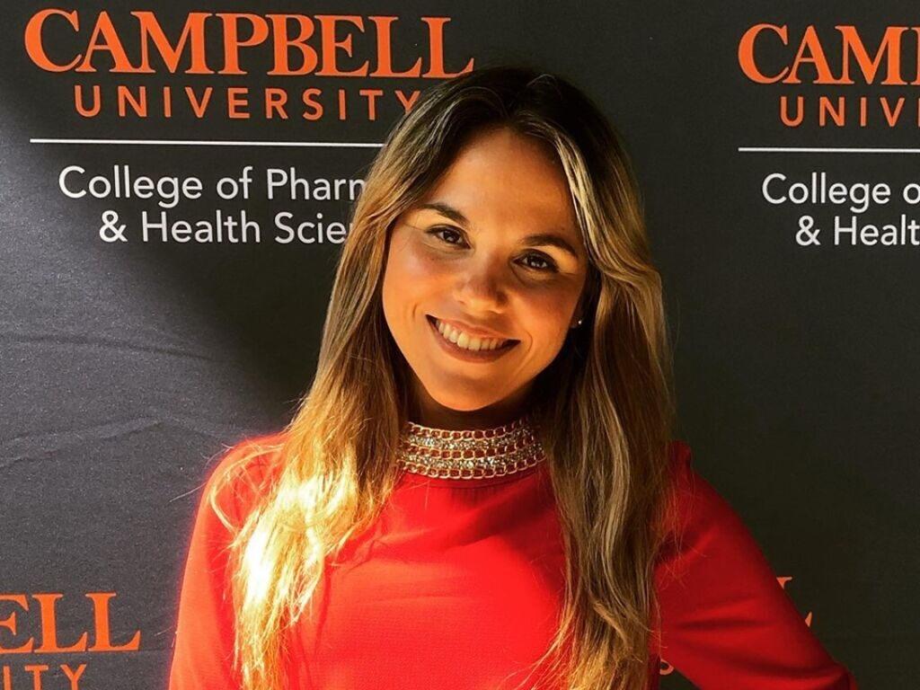 Student Pharmacist Ivonne-Santiago-Lopez