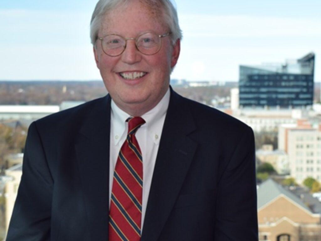 Photo of Judge Robert Radar
