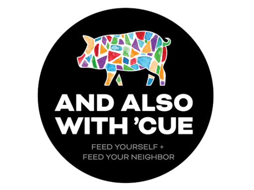 image of And Also With 'Cue Logo