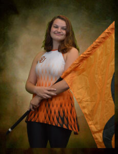 Ashley Haller 2019 Color Guard Bio Picture