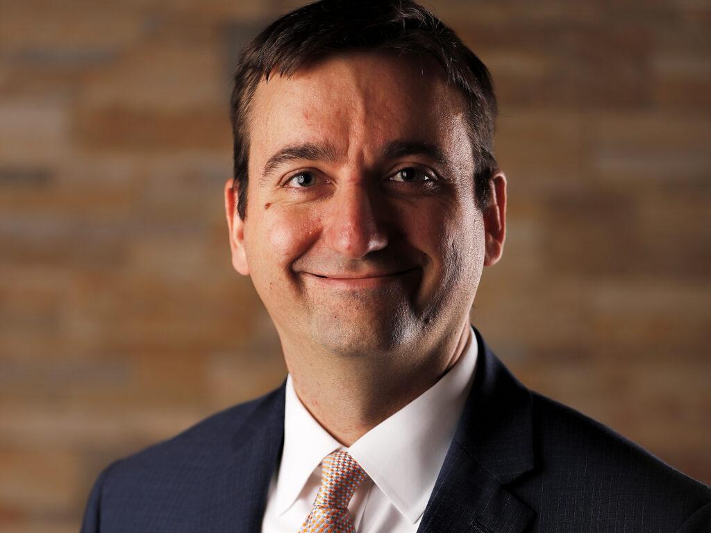 Photo of Professor Tony Ghiotto
