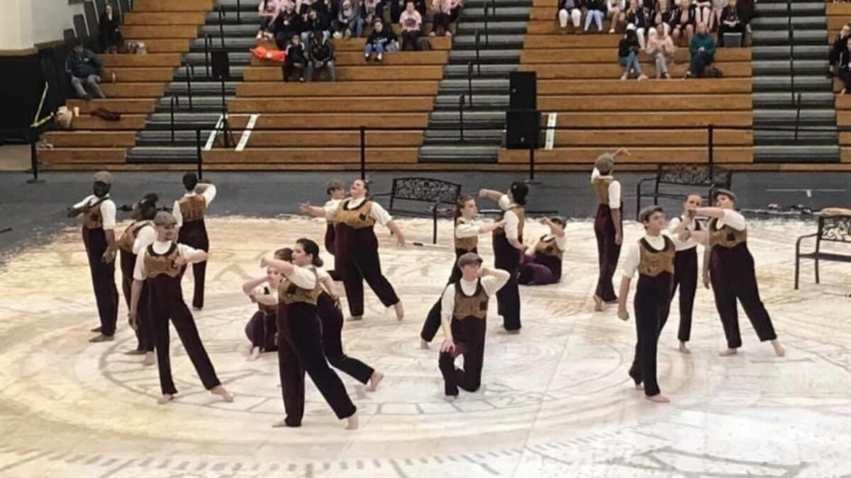 Picture of CVP at Regionals in New Jersey