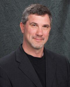 Head Shot of Dr. Phillips Director of Athletic Bands
