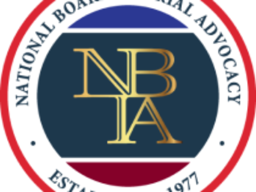 Logo for National Board of Trial Advocacy
