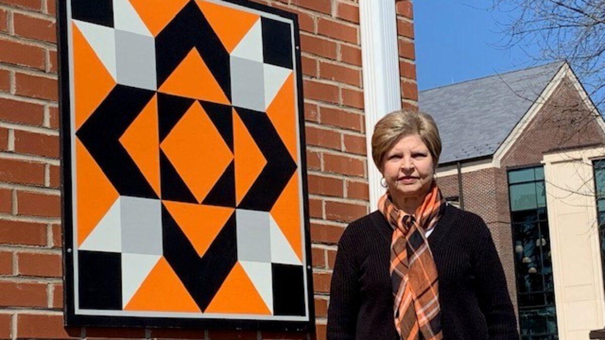 Sandy Howard barn quilt