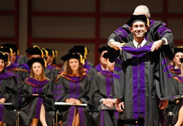 image of graduation 2012