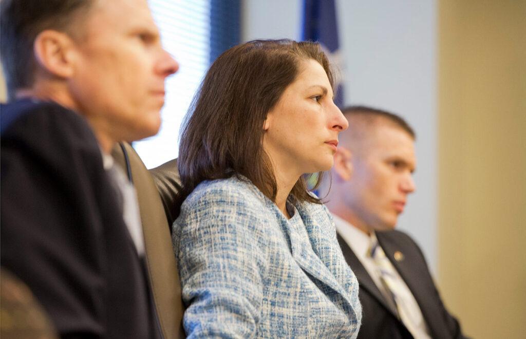 image of legal team