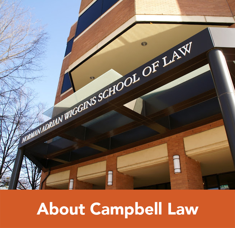 Law Schools In North Carolina >> Law Campbell University