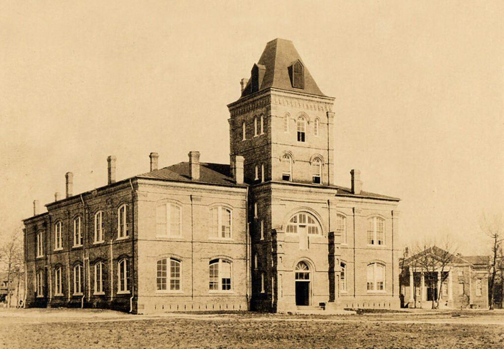 Kivett Hall