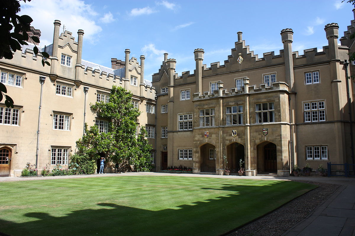 Photo of buildings at 1200px-Sidney Sussex College in Cambridge